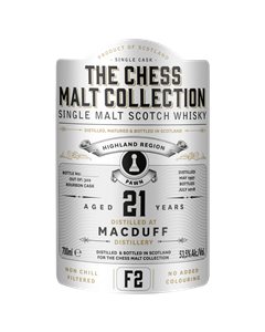 The Chess Malt Collection, Macduff 21 Y.O., 53,5% 70 cl.