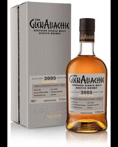 GlenAllachie, 2005 Oloroso Puncheon 14 Y.O., 57,7% 70 cl.