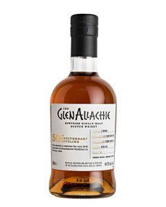 GlenAllachie 1990, C2515, 44,9% 50 cl.