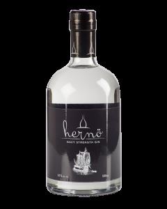 Hernö, Navy Strength Gin, 50 cl. 57%