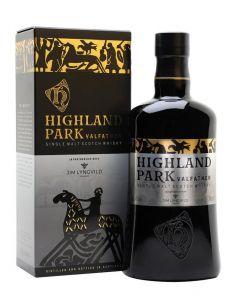 "Highland Park, ""Valfather"" Jim Lyngvild, 47% 70 cl."