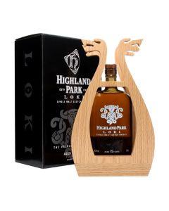 """Highland Park """"LOKI"""" 15 years 70cl. 48,7%"""