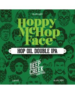 Deep Creek - Hoppy McHop Face 44 cl.