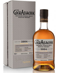 GlenAllachie, 2004 PX. Puncheon 16 Y.O., 56,4% 70 cl.