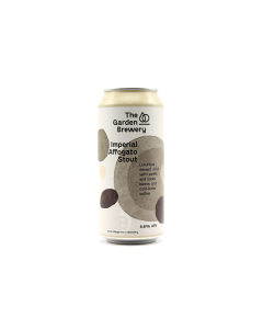 The Garden Brewery - Imperial Affogato Stout 44 cl.