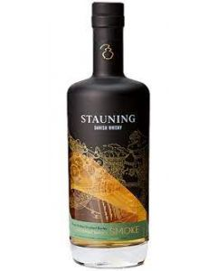 Stauning Whisky, Smoke, 47% 70 cl.