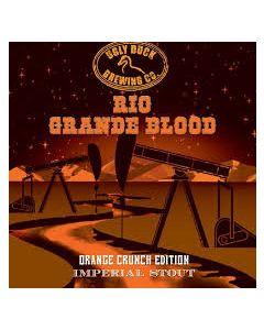 Ugly Duck - Rio Grande Blood Orange Crunch Edition 33 cl.