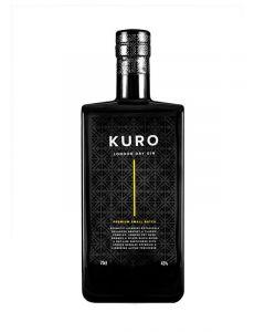 Kuro, London Dry Gin, 43% 70 cl.