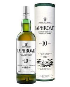 Laphroaig, 10 Y.O., 40% 70 cl.
