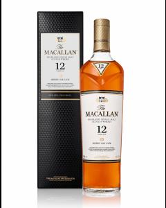 MacAllan 12 Y.O. Sherry Oak Cask, 40% 70 cl.