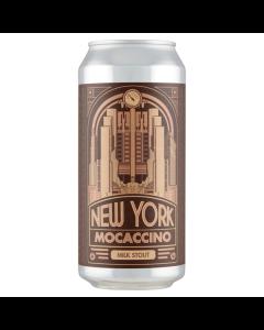 Mad Scientist - New York Mocaccino 44 cl.