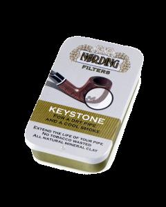 Nørding Keystone Pipe Filters i æske