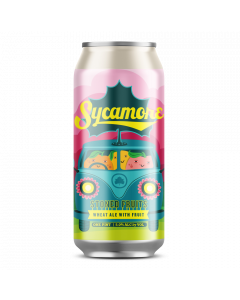 Sycamore - Stoned Fruits 47,3 cl.