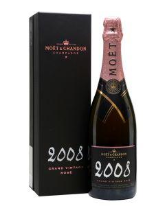 Moët & Chandon, Vintage 2008 Rosé, 75 cl.