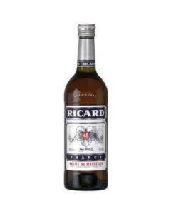 Ricard Pastis 70cl. 45%