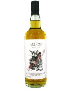 Adelphi, Private Reserve Peated Blend, 57,6% 70 cl.