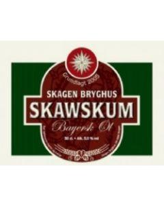 Skagen Bryghus - Skawskum 50 cl.