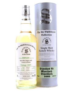 Signatory Vintage, Mortlach 2009, 11 Years 46% 70 cl.