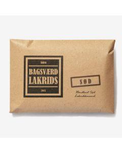SØD, Bagsværd Lakrids, 160g