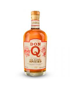 Don Q, Oak Barrel Spiced, 45% 70 cl.
