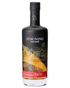 Stauning Whisky, KAOS, 46% 70 cl.