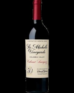 """Château Ste. Michelle, Cabernet Sauvignon """"50 Years"""" 2016, 75 cl."""