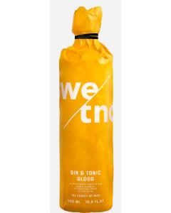 Swedish Tonic, Gin & Tonic Glögg, 12% 50 cl.