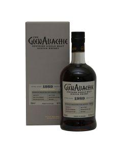 GlenAllachie, 1989 PX. Hogshead 31 Y.O., 50,7% 70 cl.