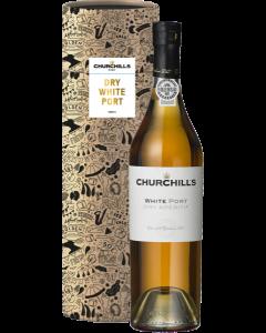 Churchill, White Port Dry Aperitif, 50 cl.