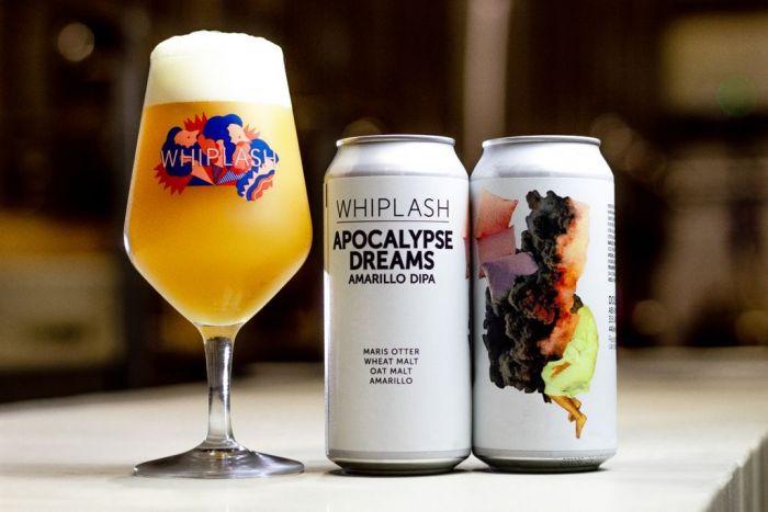 Whiplash - Apocalypse Dreams 44 cl.