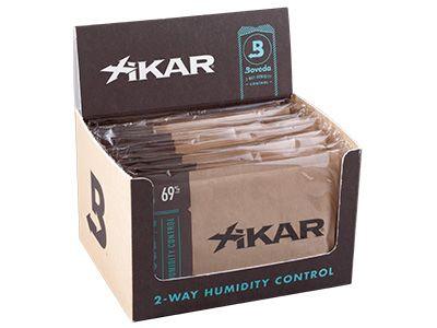 XIKAR 72% 2-Way Humidity Control Made by Boveda 60g