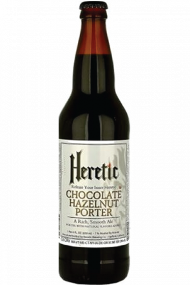 Heretic - Chokolate hazelnut Porter 65 cl.