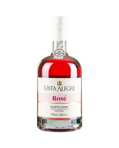 Vista Alegre, Rosé Port, 50 cl.