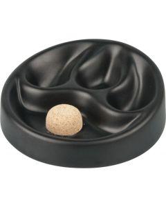 Pibe Askebæger Keramik Mat Sort