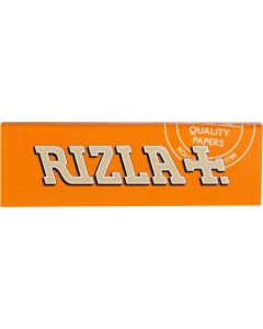 RIZLA ORANGE 50 stk. papir