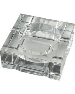 Eksklusiv krystal askebæger