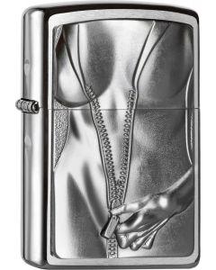 Zippo Zipper Girl