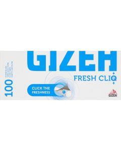 Gizeh Fresh Cliq Filter 100 stk.