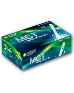 MCT Click Filter Menthol 100 stk. (5 stk. x 100 stk.)