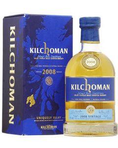 Kilchoman, Vintage 2008, 46% 70 cl.