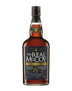 The Real McCoy, 12 Years, 46 % 70 cl.