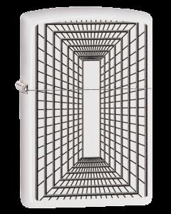 Zippo White Matte Color Image