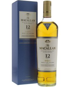 MacAllan, 12 Y.O. Triple Cask, 40% 70 cl.