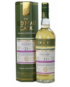 The Old Malt Cask, Macduff 21 Years, 70 cl. 50%