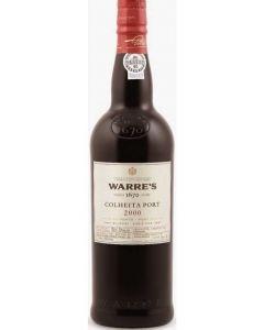 Warre's, Colheita 2000, 75 cl.