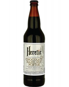 Heretic - Chokolate hazelnut Porter 65 cl.