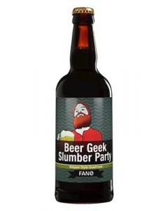 Fanø Bryghus - Beer Geek Slumber Party 50 cl.