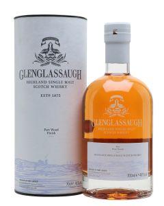 GlenGlassaugh, Port Wood Finish, 46% 70 cl.