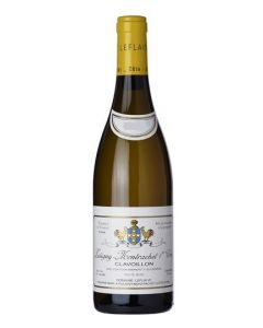 """Domaine Leflaive, Puligny Montrachet 1. cru """"Clavoillon"""" 2017, 75 cl."""