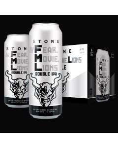 Stone - Fear Movie Lions 44 cl.